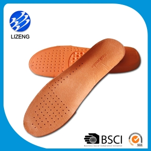 Thick insole